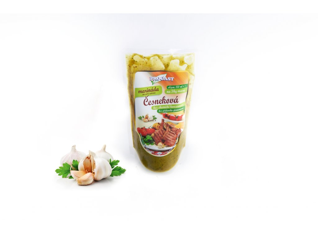 marinada cesnekova